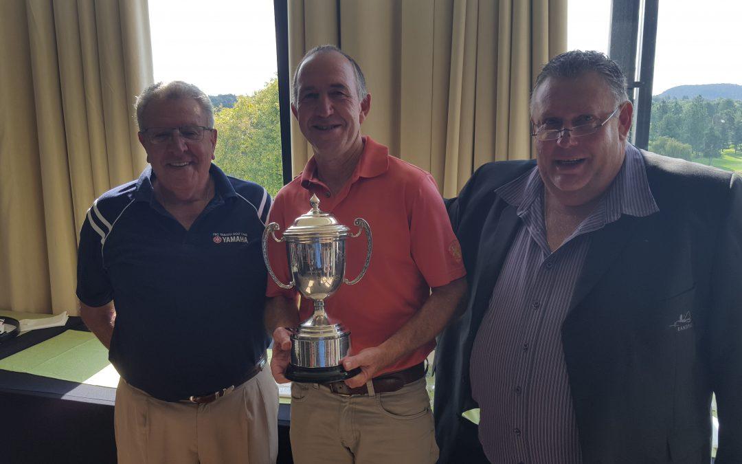 Senior Club Champion – Sponsored by Yamaha Golf Carts