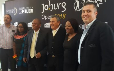 Randpark Golf Club host of Joburg Open