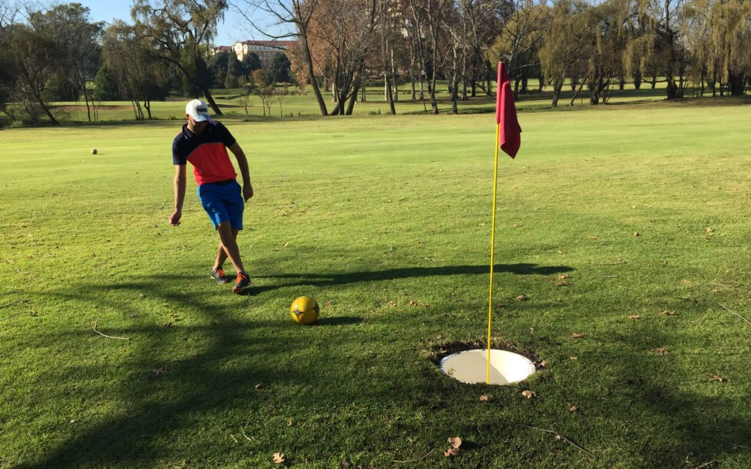 FootGolf makes its way to Randpark Golf Club