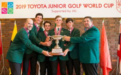SA Juniors Win World Cup