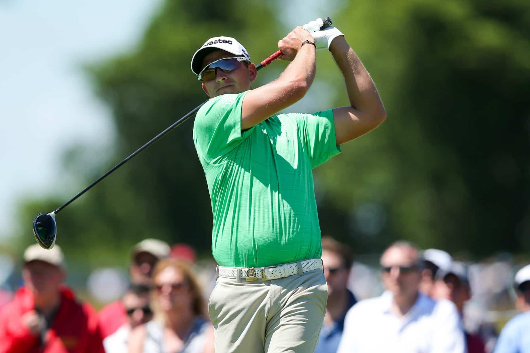Burmester – 2nd Appearance at US Open