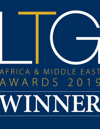 Luxury Travel Guide's Golf Course of the Year Award – Gauteng