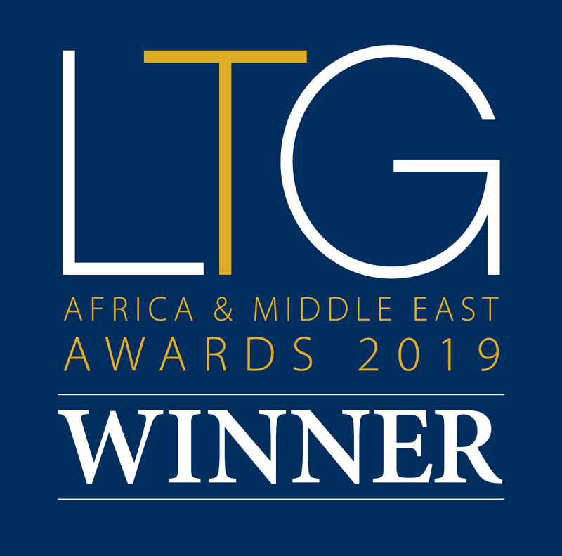 Luxury Travel Guide's Golf Course of the Year Award – Gauteng (2019)