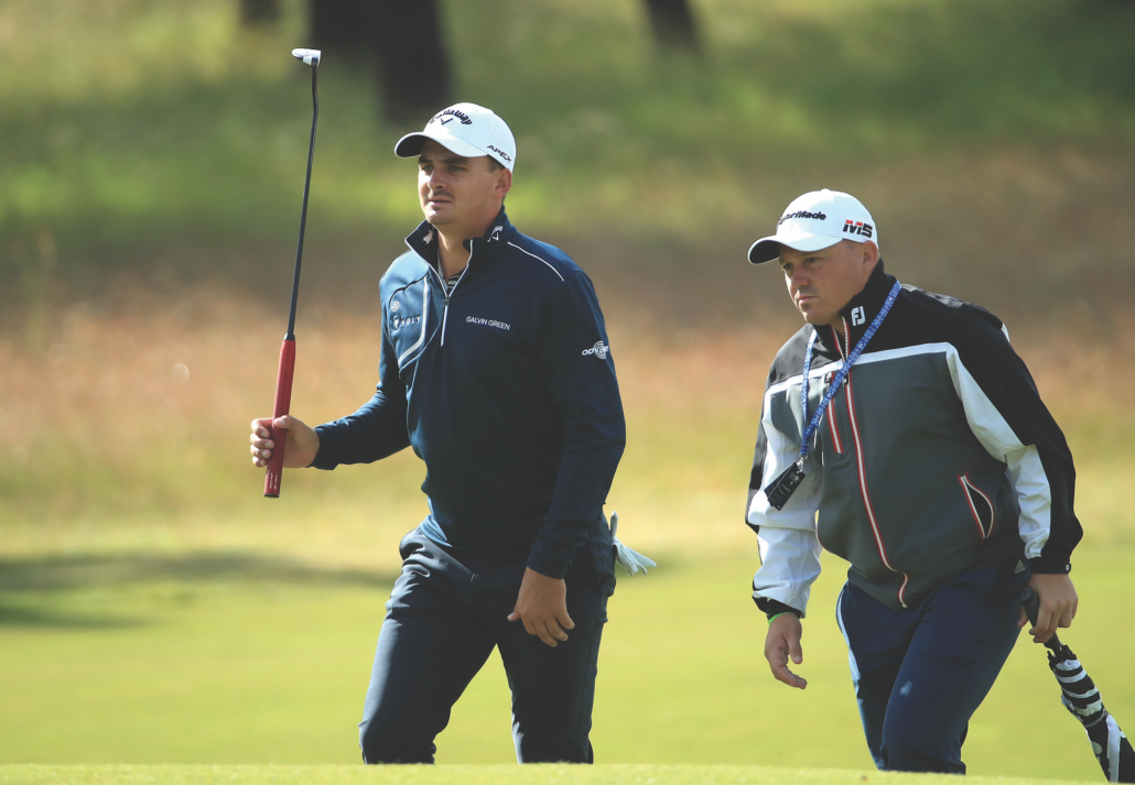 Alfred Dunhill Links Championship in Scotland