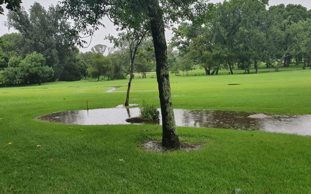 Lots of rain now, lots of birdies in the SA Open – Innes