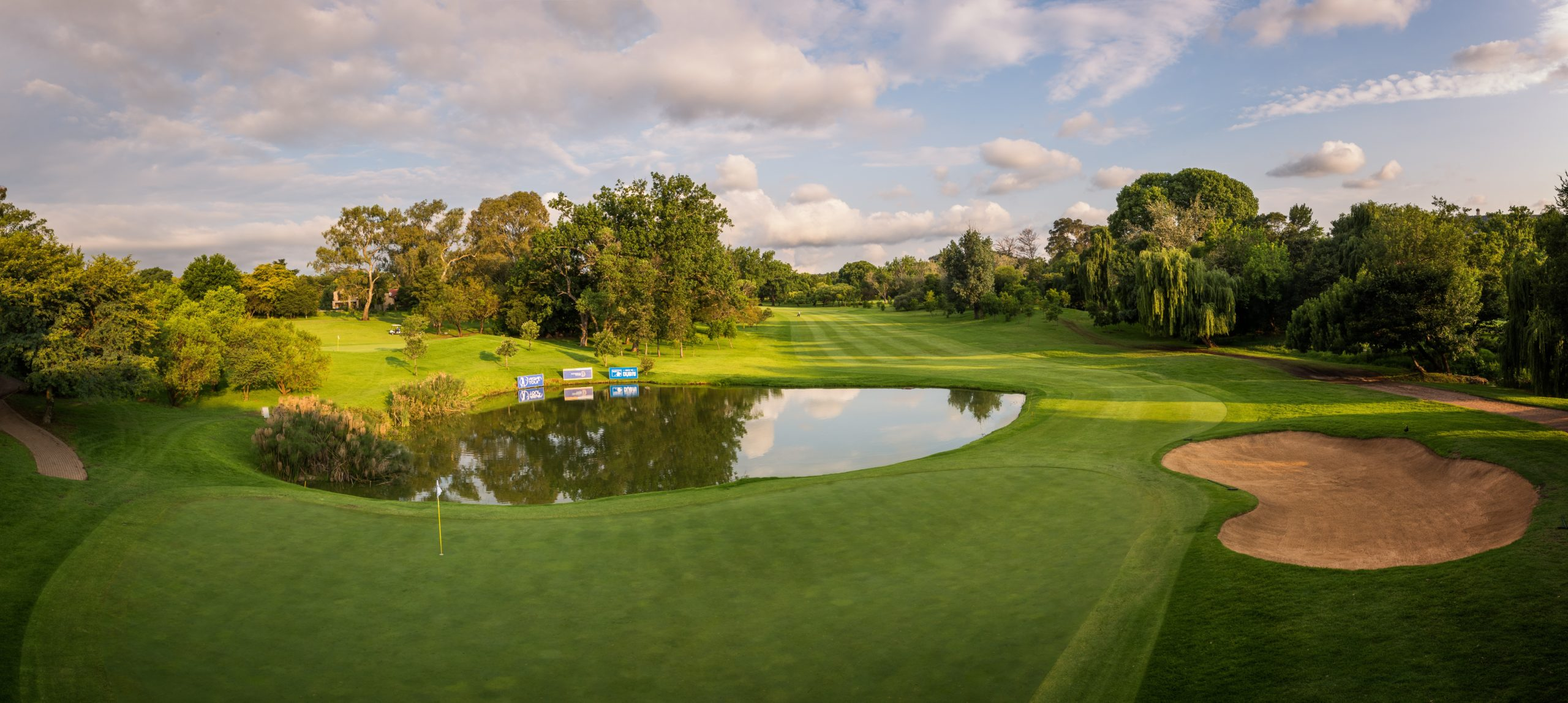 No par-5s for the pros in SA Open