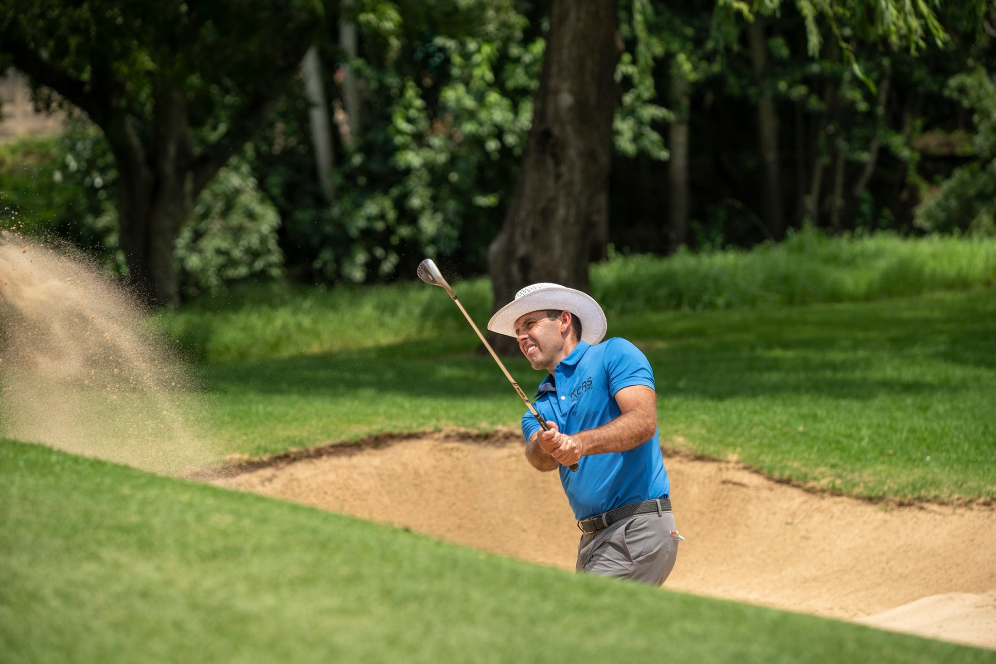 If Louis can win SA Open so can I – Charl