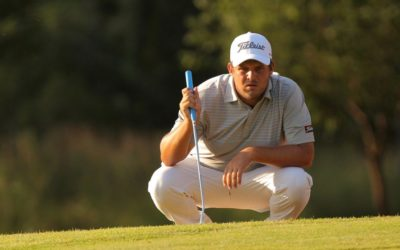 Talented Ritchie says Firethorn a brilliant SA Open test