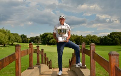 Record-breaking Jarvis triumphs in SA Stroke Play