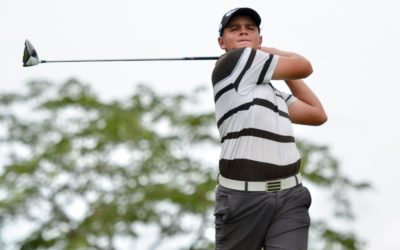 Jarvis powers to commanding lead in SA Stroke Play