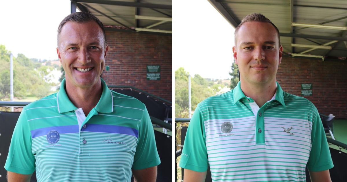 Randpark offers the very best for junior golfers thanks to Darren Witter and Stuart Blackie