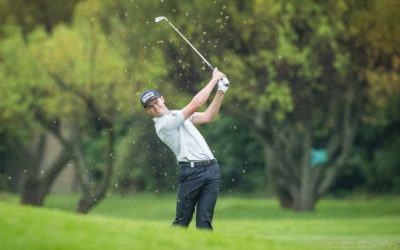 Joburg Open: Wonderboy Wilco: Big drives, big putts, big talent