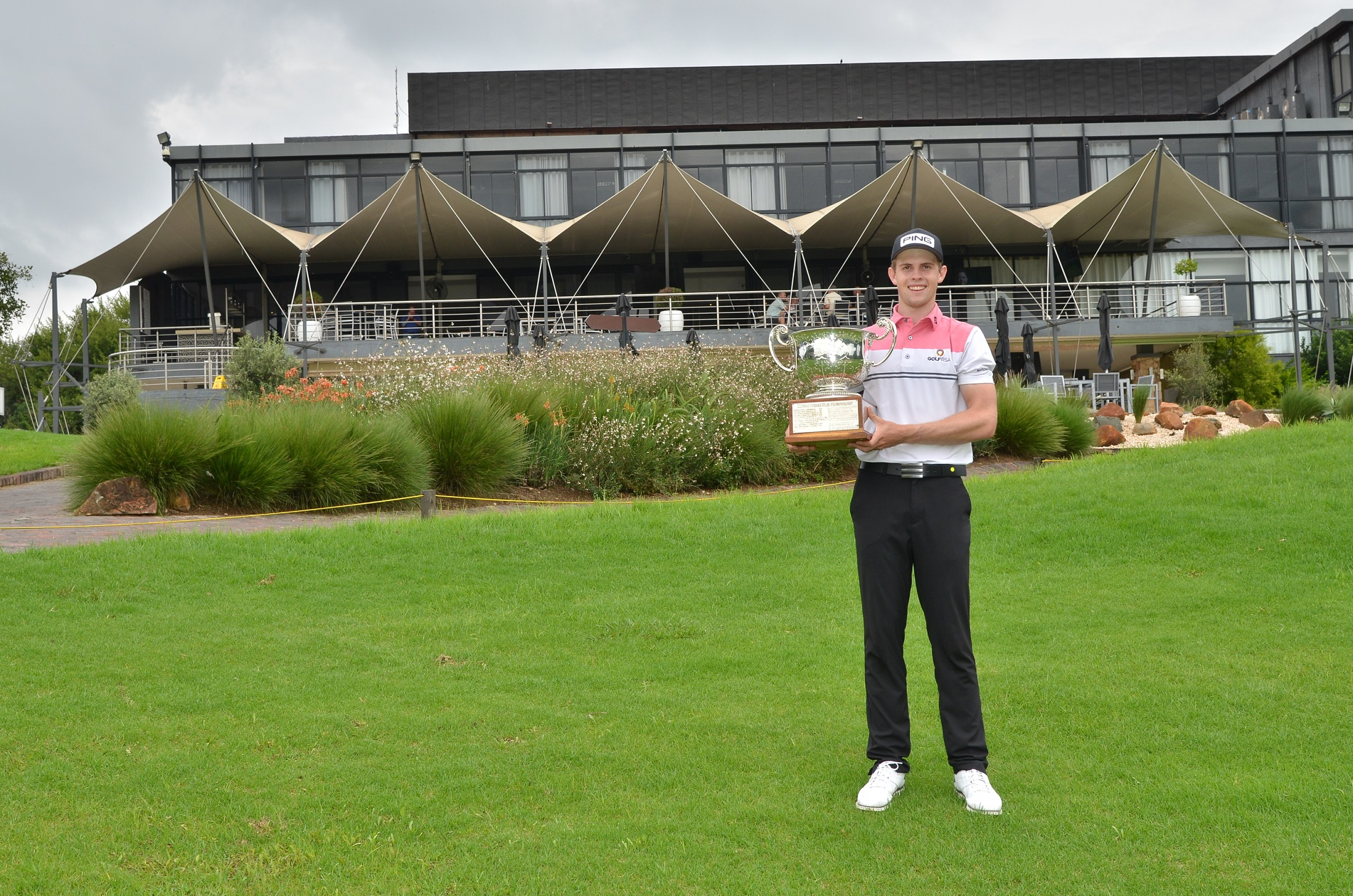 Vorster wins SA Stroke Play in wire-to-wire style