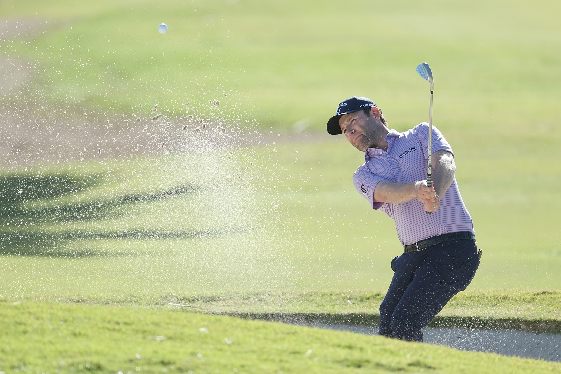 Amazing, emotional and explosive Grace wins on the PGA Tour