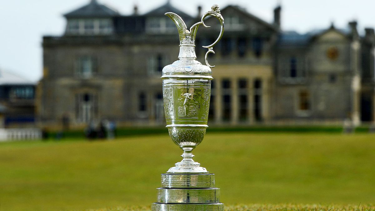 The British Open: 'Where there's life there's hope'