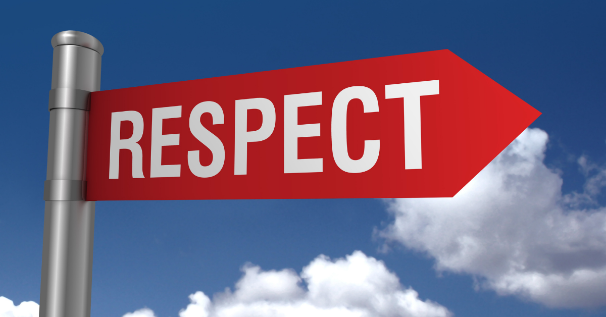 Mutual Respect : The Key to a Great Randpark